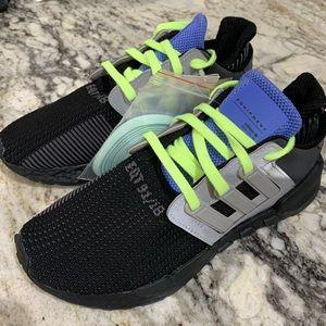 Adidas Originals EQT Support 91/18 BOOST Black